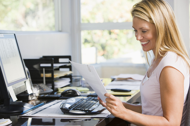 Here are a Few Good Reasons to Insure Your Home Office