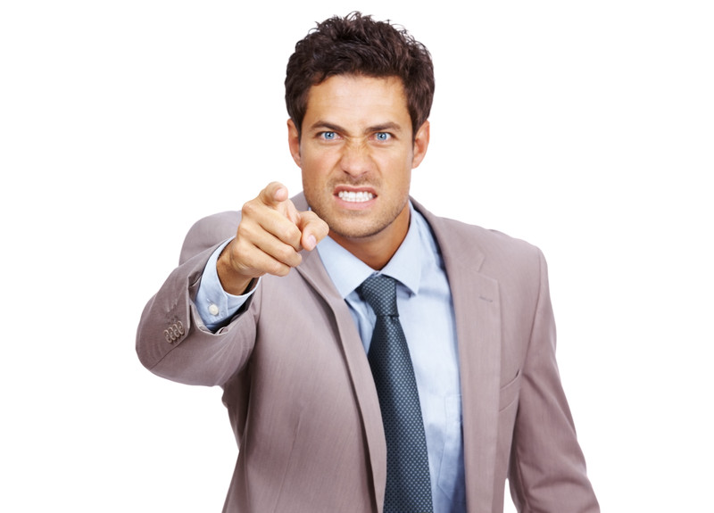 Three Tips to Dealing With a Disgruntled Employee