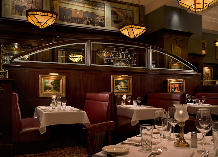 Enjoy a Dry Aged Steak at The Capital Grille