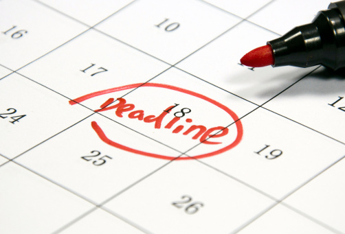 3 great ways to keep track of your deadlines when you work across