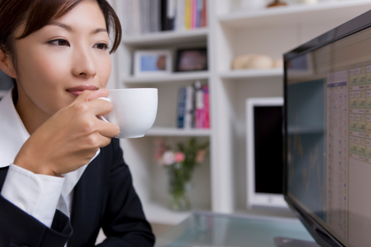 Java Junkie: Three Reasons Why Coffee Can Improve Both Your Health and Your Productivity