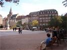 Serviced office space to rent in Strasbourg - Place Kleber