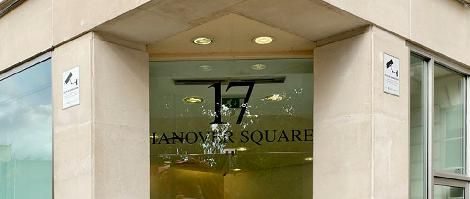 Virtual Office in 17 Hanover Square, W1S