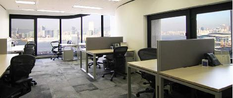 Virtual Office in The Hong Kong Club Building