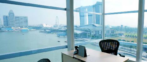 Virtual Office in Marina Bay Financial Centre Tower 1, 018981