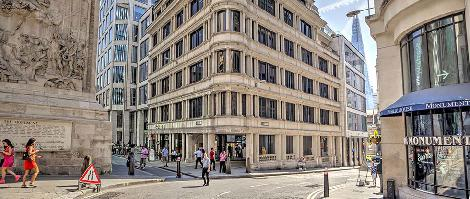 Virtual Office in Monument Street, EC3R