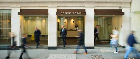 Virtual Office in Old Jewry Street, EC2R