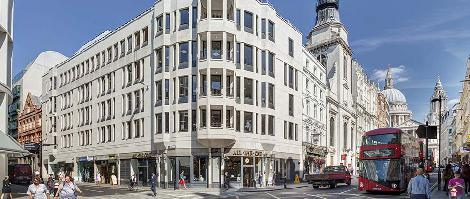 Virtual Office in Old Bailey, EC4M