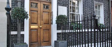Virtual Office in Berkeley Square, W1J